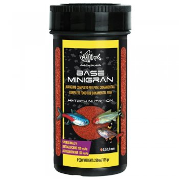 HAQUOSS BASE MINIGRAN 250ML\125GR